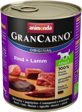 ANIMONDA Grancarno Adult Rind und Lamm 800 g