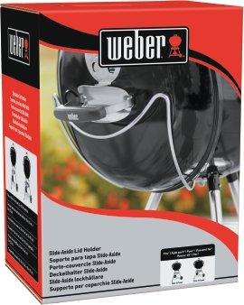 WEBER Deckelhalter Slide-a-Side für WEBER-Holzkohlegrills ø 47 und 57 cm