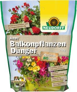 NEUDORFF Balkonpflanzendünger Azet 750 g