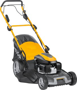 STIGA Benzin-Rasenmäher Combi 55 SVEQ H