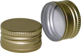 Alu PP 31,5x16,5 Gold - 100 St