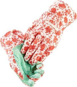 IMPOS Gartenhandschuh Damen 6er-Packung