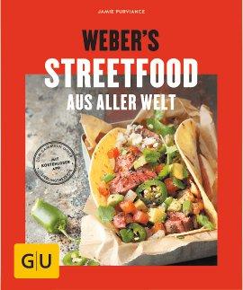 WEBER Grillbuch Weber's Streetfood aus Aller Welt