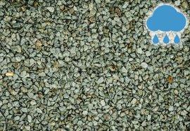 casafino Marmorsplitt Grün 9-12 mm 25 kg