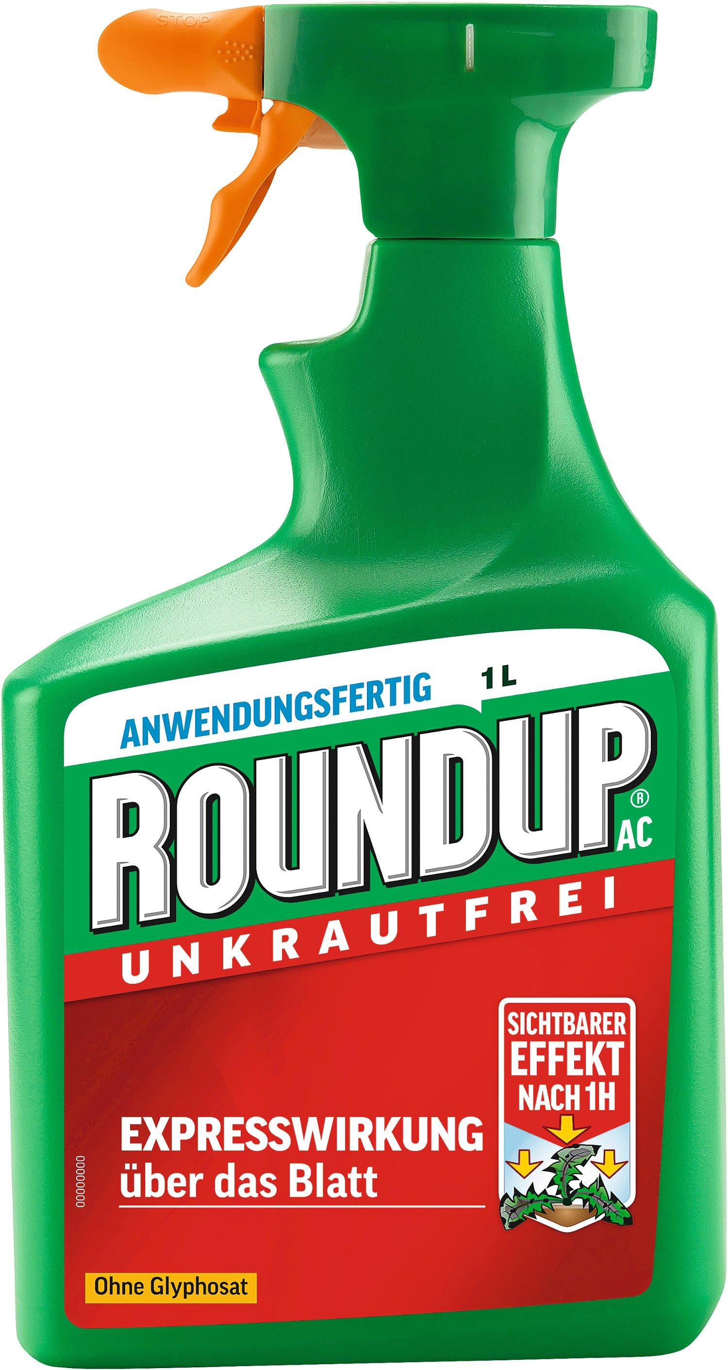 Roundup Unkrautfrei AC, 1 l | Lagerhaus