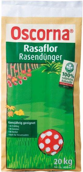 OSCORNA Rasendünger Rasaflor 20 kg