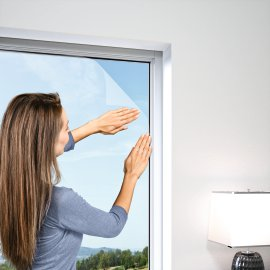WINDHAGER Fliegengitter Standard für Fenster