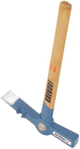KRENHOF Mauerhammer italienische Form mit Stiel 500 g