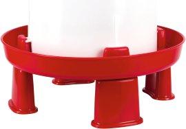 Standfüße 4er-Set für Doppelzylinder-Kunststofftränke