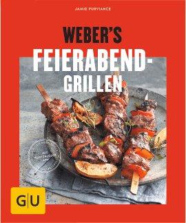 WEBER Grillbuch Weber's Feierabend-Grillen