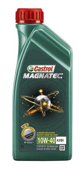 CASTROL Magnatec A3/B4 10W-40 1L, Motoröl