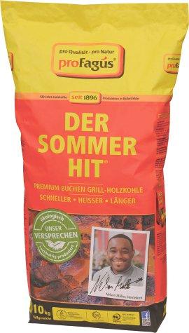 Grillkohle Sommer-Hit 10 kg