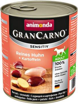 ANIMONDA GranCarno Sensitiv Huhn+Kartoffel