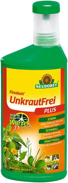 NEUDORFF Unkrautfrei Finalsan Plus Konzentrat 500 ml
