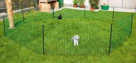 Kaninchennetz mit Doppelspitze, 65cm, 50 m
