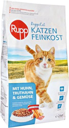 RUPPI-CAT Katzen-Feinkost Huhn 2 kg