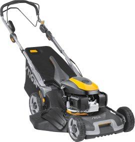 STIGA Benzin-Rasenmäher Twinclip 55 SVEQ H