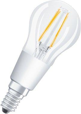 OSRAM LED-Tropfen STAR CLA40 KLAR WWS E14 7W