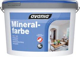 AVANIA Mineralfarbe 10 l