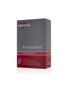 PREZISO Rotweinhefe Rotreserve - 500g