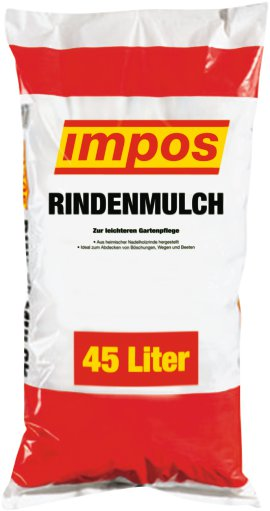 IMPOS Rindenmulch 45 l