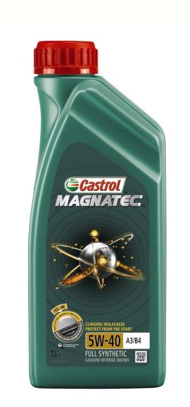CASTROL Magnatec A3/B4 5W-40 1L, Motoröl