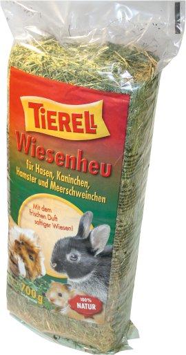 TIERELL Wiesenheu 700g