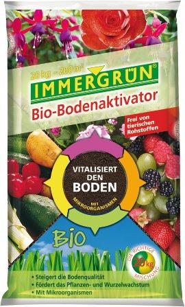 IMMERGRÜN Bio-Bodenaktivator 20 kg