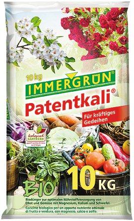 IMMERGRÜN Bio-Patentkali 10 kg