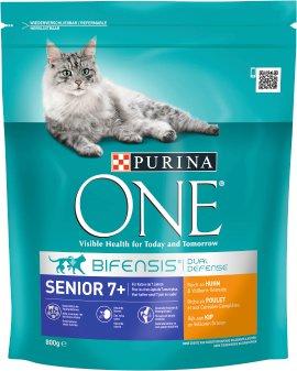 PURINA ONE Katzennahrung Senior 800 g