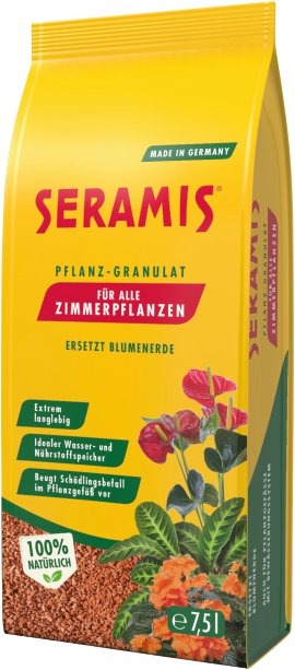 SERAMIS Pflanzgranulat