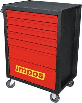 IMPOS Werkstattwagen